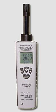 Humidity & Thermometer เทอร์โมมิเตอร์ ST-321S / DT-321S