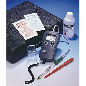 Soil pH Meter เครื่องวัดค่า pH กรดด่างในดิน HI99121