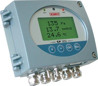 เครื่องวัดความดัน Differential pressure transmitter CP300