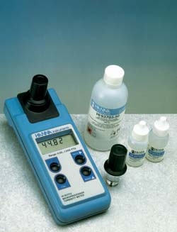 Turbidity Meter เครื่องวัดความขุ่นของน้ำ HI93703C