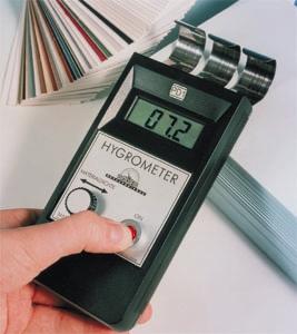 PD1 เครื่องวัดความชื้นกระดาษ MOISTURE METER PAPER CARDBOARD