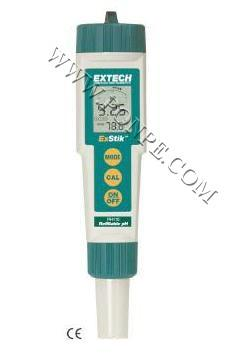 Temp/PH meter Waterproof Refillable ExStik pH110