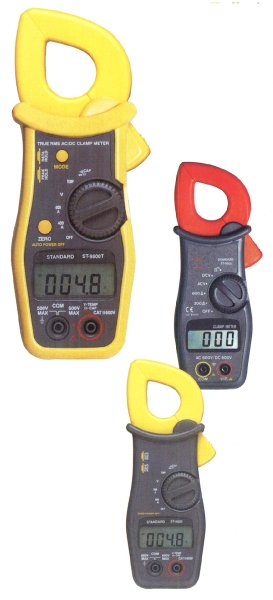 Clamp Meter เครื่องวัดกระแสไฟฟ้า ST-9800T