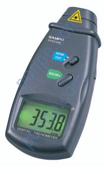 DT-6234B Tachometer เครื่องวัดความเร็วรอบ แบบใช้แสง