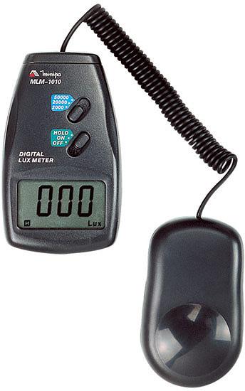 Light / Lux Meter  เครื่องวัดแสง DIGITAL LUX METER MLM-1010