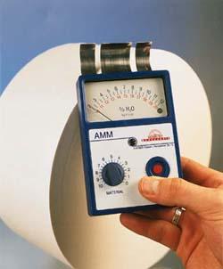 PD12/20 เครื่องวัดความชื้นกระดาษ MOISTURE METER PAPER CARDBOARD