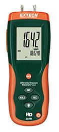 เครื่องวัดความดันต่าง Differential Pressure Manometer HD750