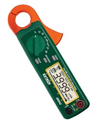 380942: 30A True RMS AC/DC Mini Clamp Meter