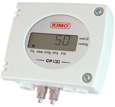เครื่องวัดความดัน Differential pressure transmitter CP100