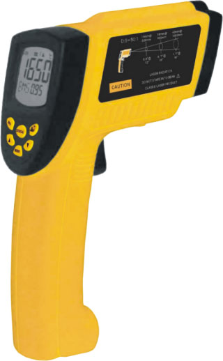 Infrared Thermometers เทอร์โมมิเตอร์ AR882A (Datalogger)