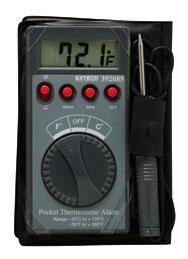 392085: Pocket Thermometer with Alarm เครื่องวัดอุณหภูมิ