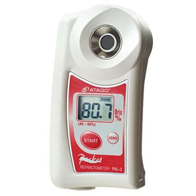 Refractometer เครื่องวัดค่าการหักเหของแสง PAL-2