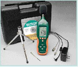 HD600 Data Logging Sound Level Meter