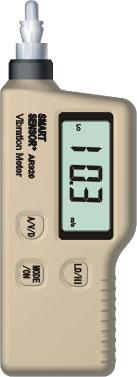 Vibration Meter เครื่องวัดความสั่นสะเทือน AR63A