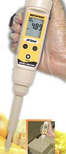 เครื่องวัดค่าพี-เอช PH mete รุ่น pHspear