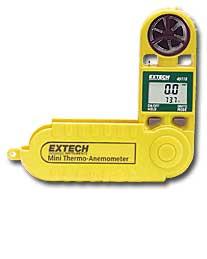 เครื่องวัดความเร็วลม เครื่องวัดอุณหภูมิ  45118