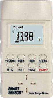 Distance Meter เครื่่องวัดระยะ เครื่องวัดพื้นที่ AR831