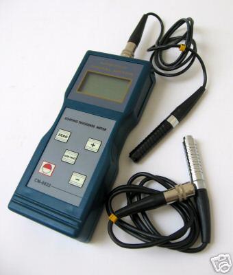 Ultrasonic Coating Thickness meter เครื่องวัดความหนา CM8822