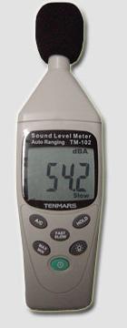 เครื่องวัดระดับความดังเสียง Sound Meter TENMARS TM-102