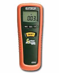เครื่องวัดก๊าซคาร์บอนโมนอกไซด์ Carbon Monoxide Meter CO10