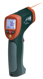 Wide Range IR Thermometer with Type K Input 42515 EXTECH (USA
