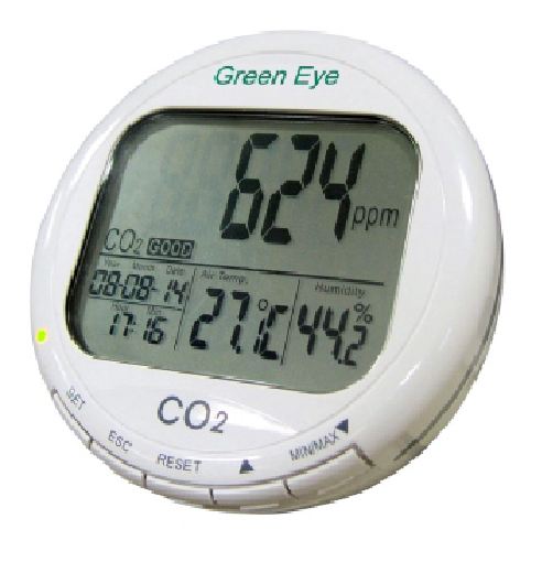 7798 CO2 datalogger