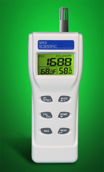 800046 เครื่องวัดก๊าซคาร์บอนไดออกไซด์ Carbon Dioxide Indoor Air