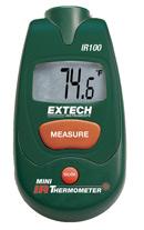 Mini IR Thermometer เทอร์โมมิเตอร์ IR100 EXTECH (USA