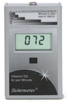 Ultraviolet UV Meter เครื่องวัดแสงยูวี  MODEL 6.4 VITAMIN D UV M