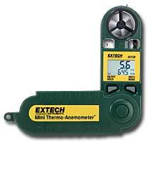 เครื่องวัดความเร็วลม เครื่องวัดอุณหภูมิ เครื่องวัดความชื้น 45158