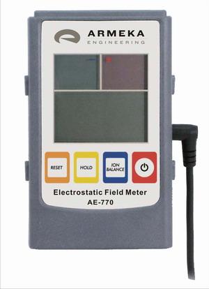 AE-770 เครื่องวัดไฟฟ้าสถิตย์ เครื่องวัด ESD ESD Electrostatic