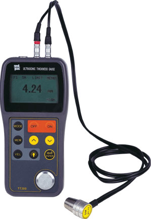 Advanced Model TT3 Series  ULTRASONIC THICKNESS GAUGE