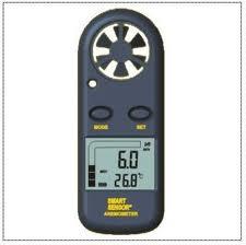Anemometers Air velocity Meters เครื่องวัดความเร็วลม AR816
