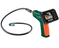 BR100: Video Borescope Inspection Camera