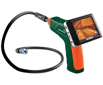 BR200: Video Borescope/Wireless Inspection Camera