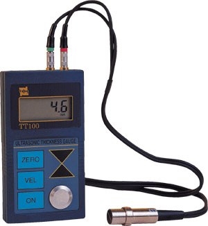 Basic Model TT1 Series  ULTRASONIC THICKNESS GAUGE