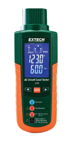 CT70: AC Circuit Load Tester