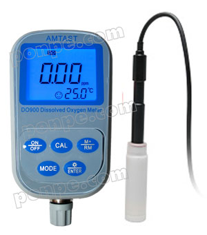Conductivity Meters CON900: Waterproof Conductivity Kit Meter EC