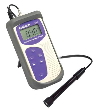 Dissolved Oxygen DO Meter EcoScan DO6