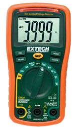 EX330: 12 Function Mini MultiMeter + Non-Contact Voltage Detect