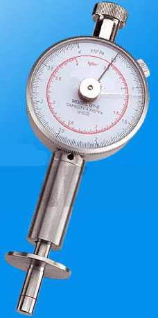 GY-3 Dual Range Fruits Sclerometer (Hardness Tester) เครื่องวัดค