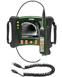 HDV640W: HD VideoScope with Wireless Handset/Articulating Probe