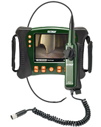 HDV640: HD VideoScope with Handset/Articulating Probe