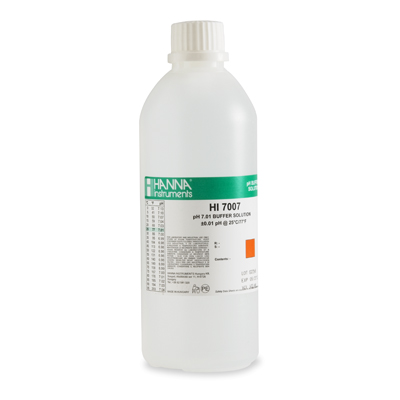 HI7007L pH Buffer Solution 7.00 pH