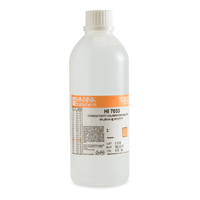 HI7033L 84 µS/cm EC Solution, 500 mL Bottle