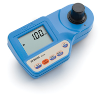 HI96705 Silica Portable Photometer