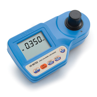 HI96762 Chlorine, Low Range Free, Portable Photometer