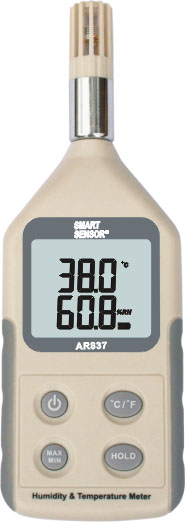 Humidity & Thermometer เทอร์โมมิเตอร์ AR837