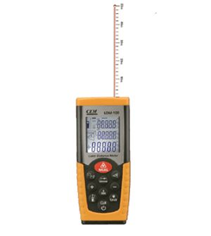 LDM-100: Laser Distance Meter เครื่องวัดระยะ MAX 50m