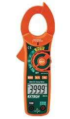 MA410: 400A AC Clamp Meter + NCV